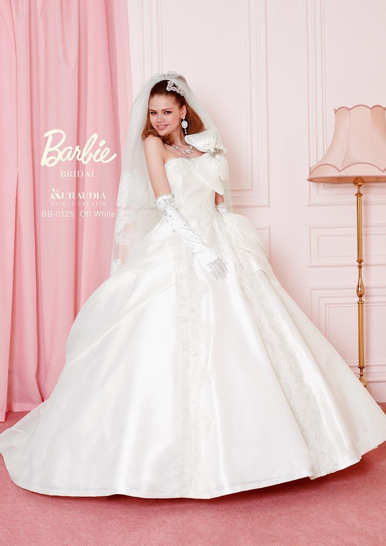 Barbie ブライダルサロン七福人 ブライダル ウェディングドレス