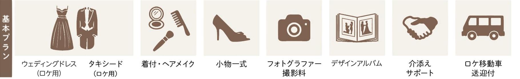 慶徳公園 ドレスロケーションプラン