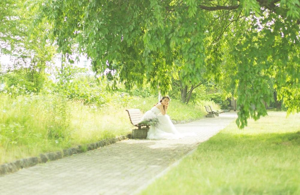 慶徳公園 ドレスロケーション