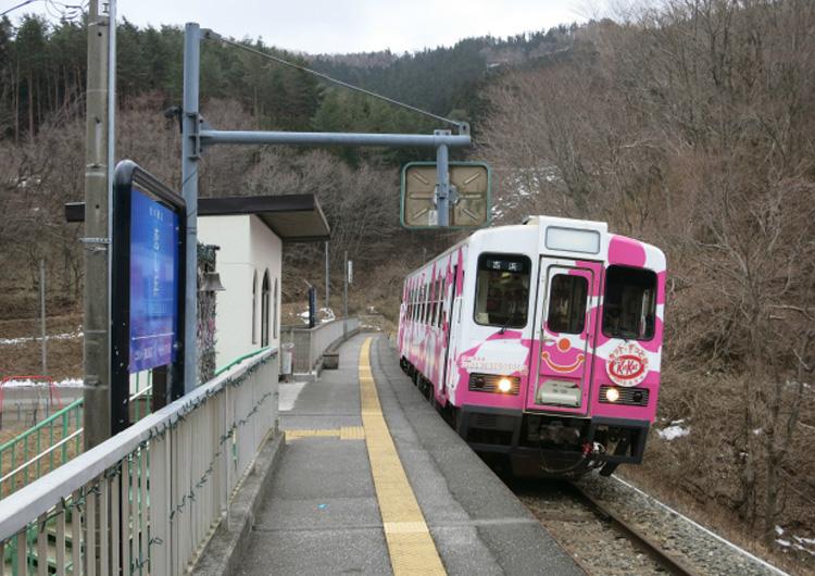 【大船渡】三陸鉄道